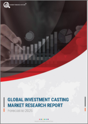 Global Investment Casting Market Research Report-Forecast till 2025
