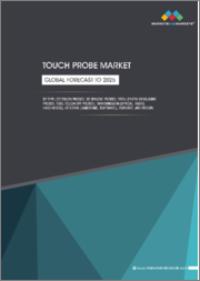 Touch Probe Market by Type (3D, 2D, Tool-length Measuring, Tool Touch-off), Transmission (Optical, Radio, Hard-wired), Application (CNC Machining, CNC Turning, Others), Offering, Industry, and Region - Global Forecast to 2025