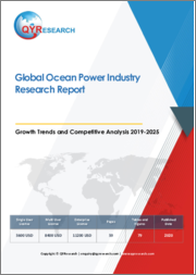 Global Ocean Power Industry Research Report Growth Trends and Competitive Analysis 2019-2025