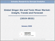 Global Ginger Ale and Tonic Mixer Market: Insight, Trends and Forecast (2019-2023)