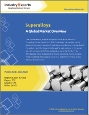 Superalloys - A Global Market Overview