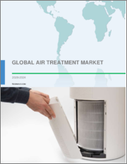 Air Treatment Market by Product and Geography - Forecast and Analysis 2020-2024