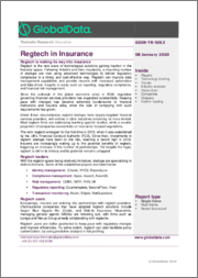 Regtech in Insurance - Thematic Research