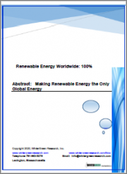 Renewable Energy Worldwide: 100% Depends on Utility Scale Energy Storage, Storage Density, Safety, and Recharge Cycle Efficiency
