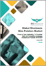Global Electronic Skin Patches Market: Focus on Type, Application, 14 Countries' Data, and Competitive Landscape - Analysis and Forecast, 2019-2024