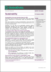 Sustainability - Thematic Research