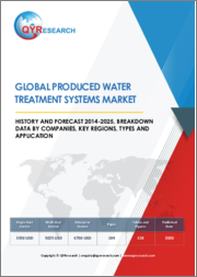Global Produced Water Treatment Market Report History and Forecast 2014-2025