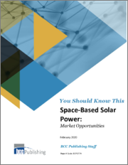 Space-Based Solar Power: Market Opportunities