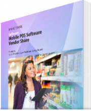 Mobile POS Software Vendor Market Share