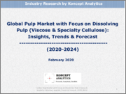 Global Pulp Market with Focus on Dissolving Pulp (Viscose & Specialty Cellulose): Insights, Trends & Forecast (2020-2024)