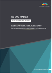 PXI SMU Market by Channel, Application (Semiconductor, Sensor, LED, Green Energy Product, Nanomaterial, Organic & Printed Electronics), End-User (Aerospace, Defense & Government Service, IT & Telecommunication), Region - Global forecast to 2024