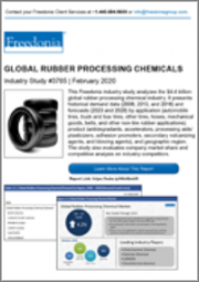 Global Rubber Processing Chemicals