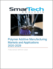 Polymer Additive Manufacturing Markets and Applications: 2020-2029