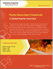 Flame Retardant Chemicals - A Global Market Overview