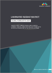 Laminated Busbar Market by Material (Copper, Aluminum), End-User (Utilities, Industrial, Commercial, Residential), Insulation Material (Epoxy Powder Coating, Polyester Film, PVF Film, Polyester Resin, and Others), and Region - Global Forecast to 2025