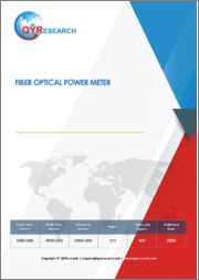 Global (United States, Europe and China) Fiber Optical Power Meter Market Research Report 2020-2026