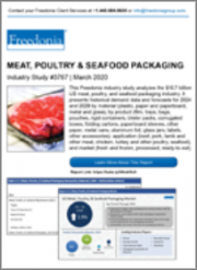 Meat, Poultry & Seafood Packaging (US Market & Forecast)