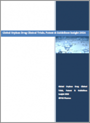 Global Orphan Drug Clinical Trials, Patent & Guidelines Insight 2026