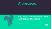 Pay-TV and OTT Video Market Trends in Africa & the Middle East