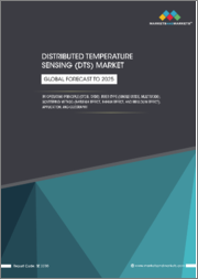 Distributed Temperature Sensing Market by Operating Principle (OTDR, OFDR), Fiber Type (Single-mode Fibers, Multimode Fibers), Scattering Method (Rayleigh Effect, Raman Effect, Brillouin Effect), Application, and Geography - Global Forecast to 2025