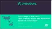 Smart Home in Asia-Pacific: Telco State of Play and New Approaches to Service Monetization