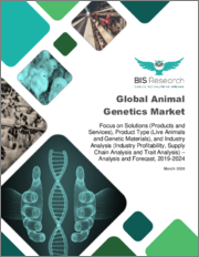 Global Animal Genetics Market: Focus on Solutions (Products and Services), Product Type (Live Animals and Genetic Materials), and Industry Analysis (Industry Profitability, Supply Chain Analysis and Trait Analysis) - Analysis and Forecast, 2019-2024
