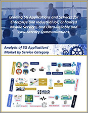 Leading 5G Applications and Services for Enterprise and Industrial IoT, Enhanced Mobile Services, and Ultra-Reliable and Low-Latency Communications