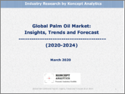 Global Palm Oil Market: Insights, Trends and Forecast (2020-2024)