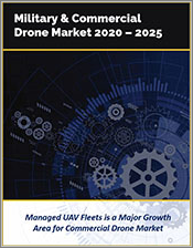 Military and Commercial Drone Market by Technology, Product, Segment, and Verticals 2020 - 2025