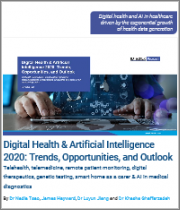Digital Health & Artificial Intelligence 2020: Trends, Opportunities, and Outlook