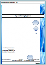 Hypoxic Training Equipment, Market Shares, Market Forecasts, Market Analysis, 2020-2026
