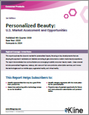 Personalized Beauty: U.S. Market Assessment and Opportunities