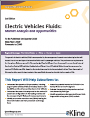 Electric Vehicles Fluids: Market Analysis and Opportunities