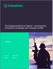The Singapore Defense Market - Attractiveness, Competitive Landscape and Forecasts to 2025