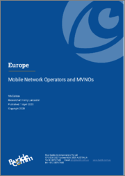 Europe: Mobile Network Operators and MVNOs - 9th Edition