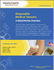 Disposable Medical Sensors - A Global Market Overview
