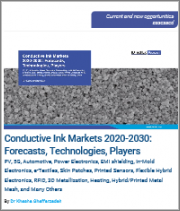 Conductive Ink Markets 2020-2030: Forecasts, Technologies, Players