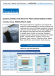 Global Single-Use Plastic Packaging Regulations