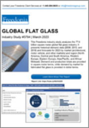 Global Flat Glass