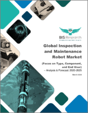 Global Inspection and Maintenance Robot Market: Focus on Type, Component, and End User - Analysis and Forecast, 2020-2025
