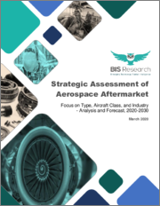 Strategic Assessment of Aerospace Aftermarket: Focus on Type, Aircraft Class, and Industry - Analysis and Forecast, 2020-2030
