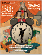 5G: The Greatest Show on Earth - Volume 10, Timing is Everything (5G Benchmark Study, with a Focus on T-Mobile's 5G NR Network)