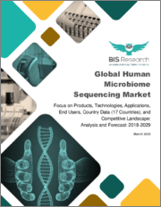 Global Human Microbiome Sequencing Market: Focus on Products, Technologies, Applications, End Users, Country Data (17 Countries), and Competitive Landscape - Analysis and Forecast, 2018-2029