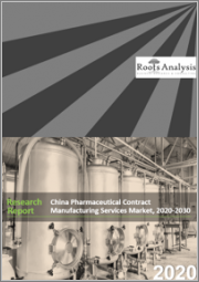 China Pharmaceutical Contract Manufacturing Services Market, 2020-2030