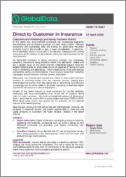 Direct to Customer in Insurance - Thematic Research