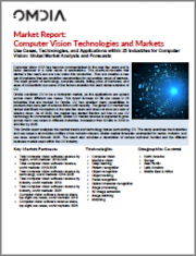 Computer Vision Technologies and Markets