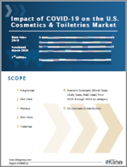 Impact of COVID-19 on the U.S. Cosmetics & Toiletries Market