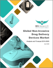 Global Non-Invasive Drug Delivery Devices Market: Analysis and Forecast, 2019-2025