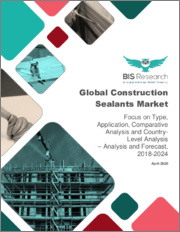 Global Construction Sealants Market: Focus on Type, Application, Comparative Analysis and Country-Level Analysis - Analysis and Forecast, 2018-2024