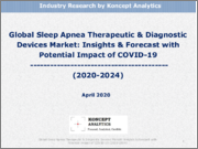 Global Sleep Apnea Therapeutic & Diagnostic Devices Market: Insights & Forecast with Potential Impact of COVID-19 (2020-2024)